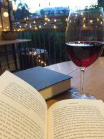 Book & wine