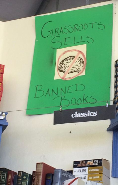 Grassroots banned books